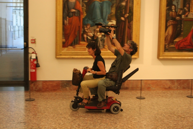 Luca Errera, Daniela Tarstulli, Milano, Brera, pinacoteca di Brera, pinacoteca, guerra, reportage, storia, videomaker, documentario