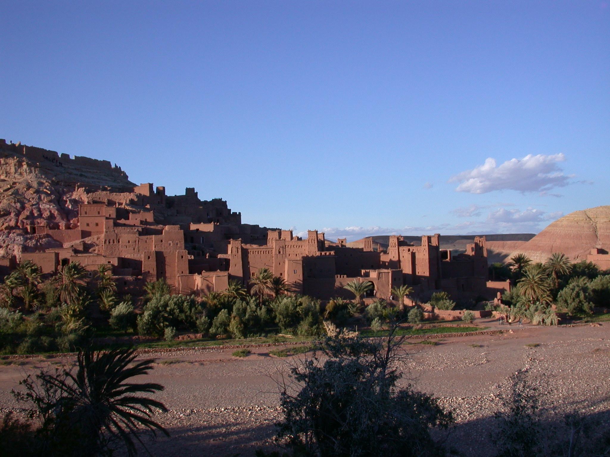 Luca Errera, Daniela Trastulli, Marocco, Ait ben haddou