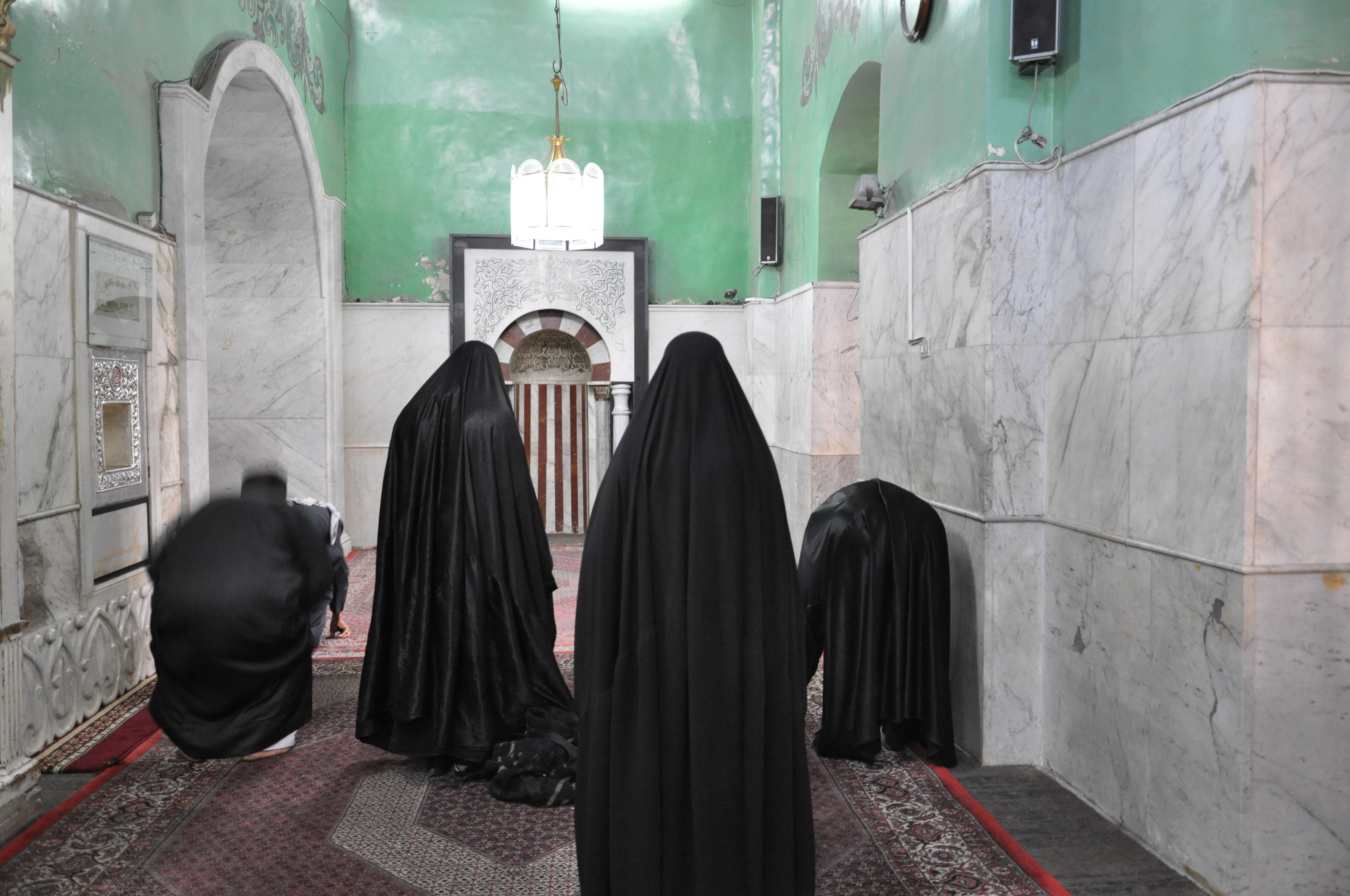 Luca Errera, Daniela Trastulli, Siria, Damasco