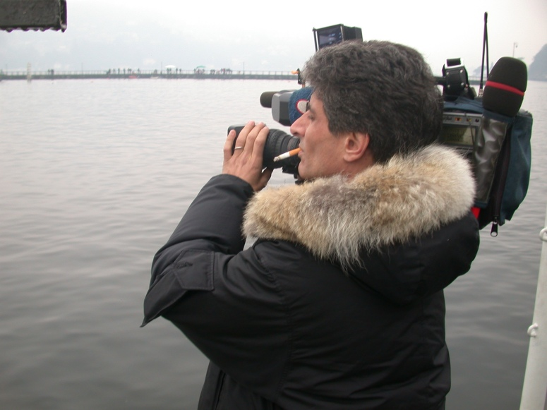 Luca Errera, Daniela Trastulli, betacam, viaggio, reportage, videomaker, documentario