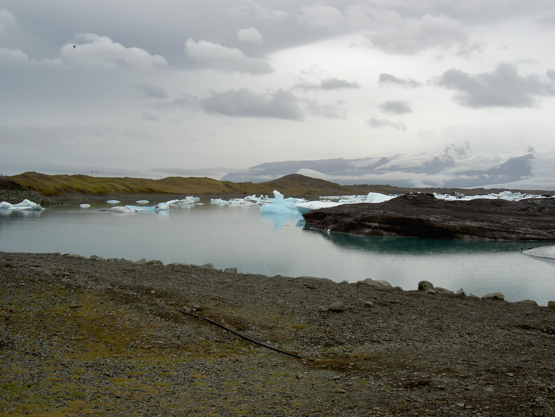 Luca Errera, Daniela Trastulli, Islanda, Vatnajokull, ghiacciaio