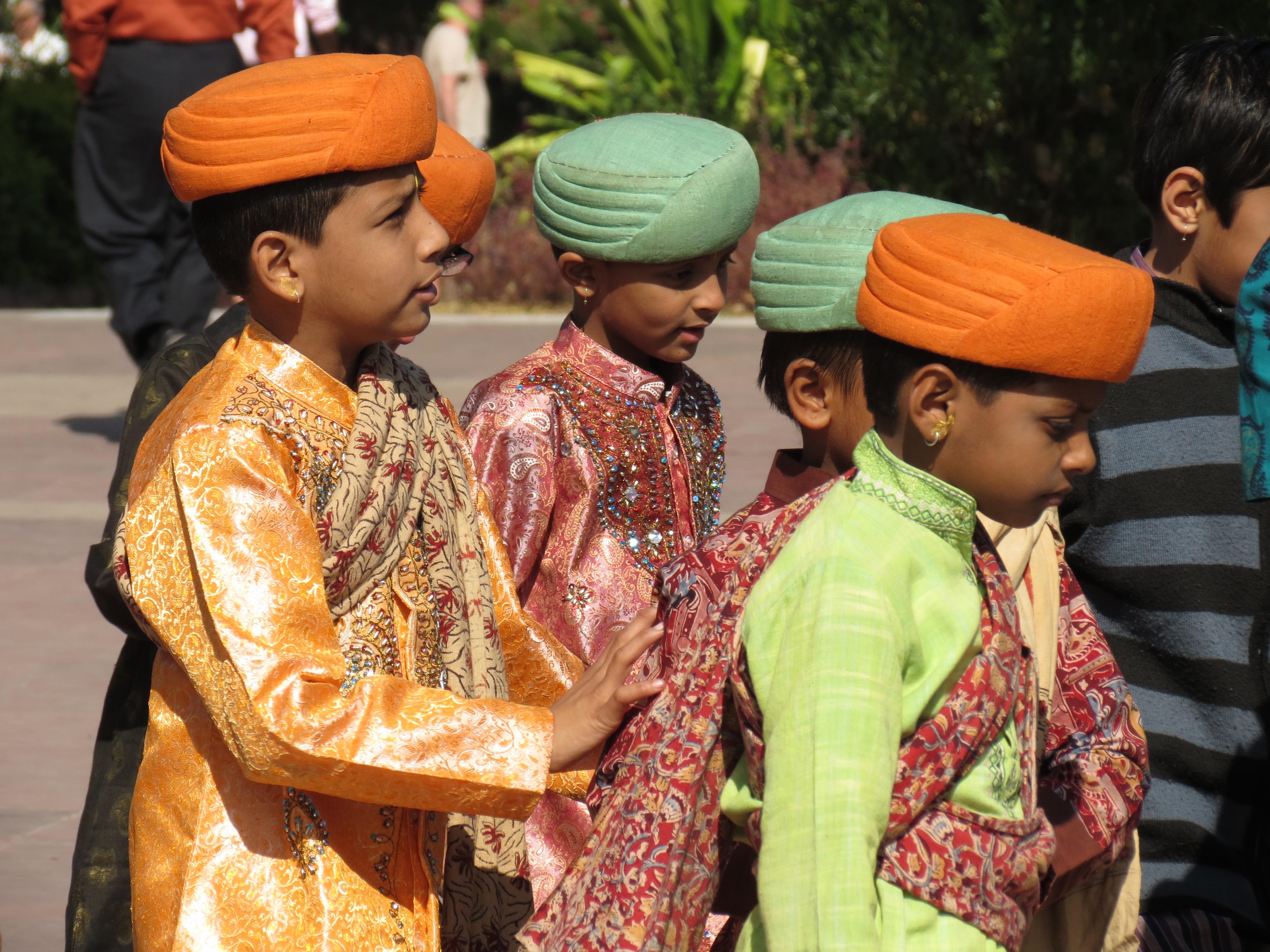 Luca Errera, Daniela Trastulli, India, Rajasthan, bambini, costumi