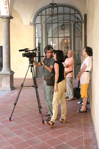 Luca Errera, Daniela Trastulli, Pontida, Brera, Milano, videomaker, Italia, reportage, guerra, documentario, storia
