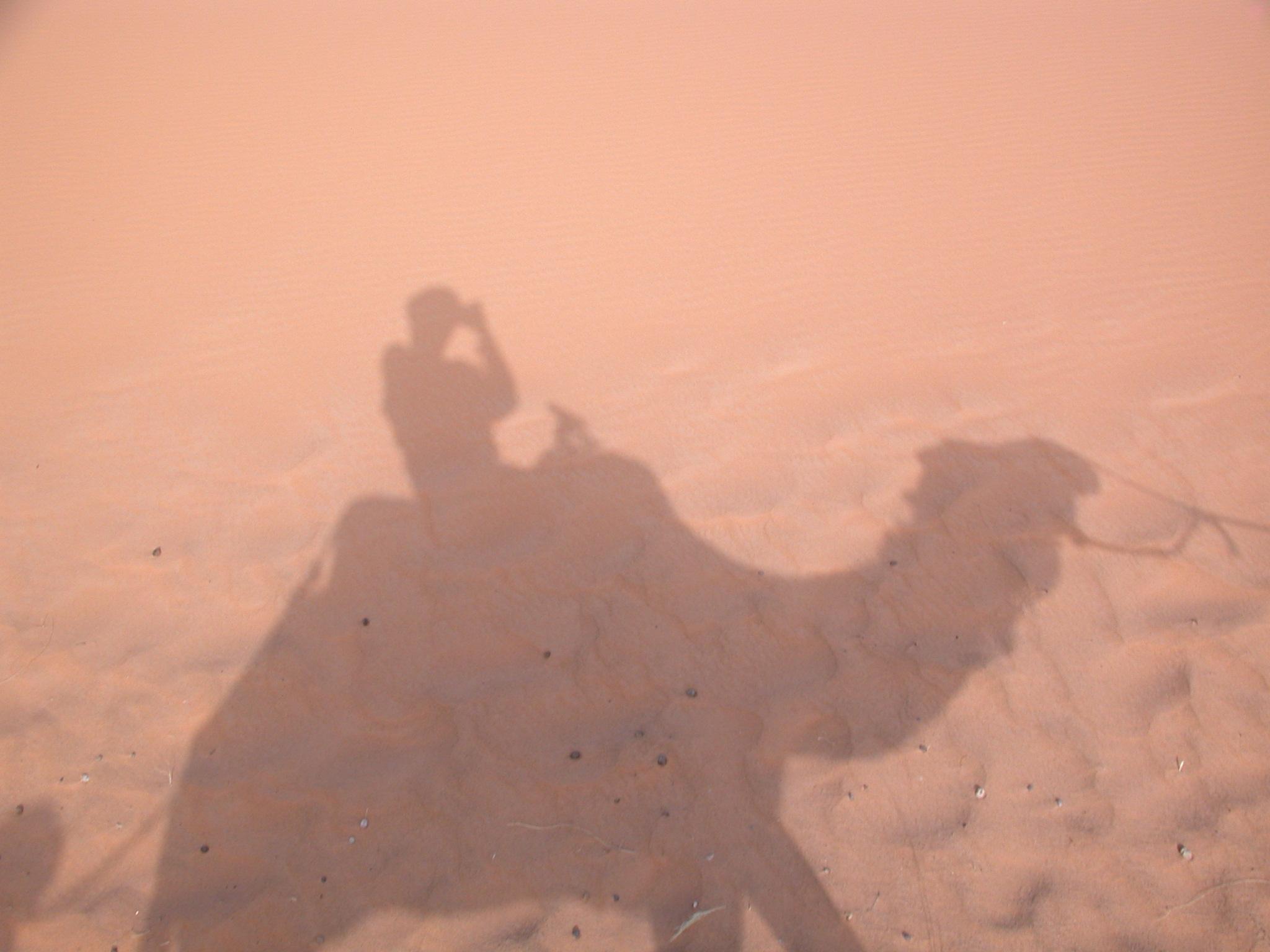 Luca Errera, Daniela Trastulli, Marocco, deserto