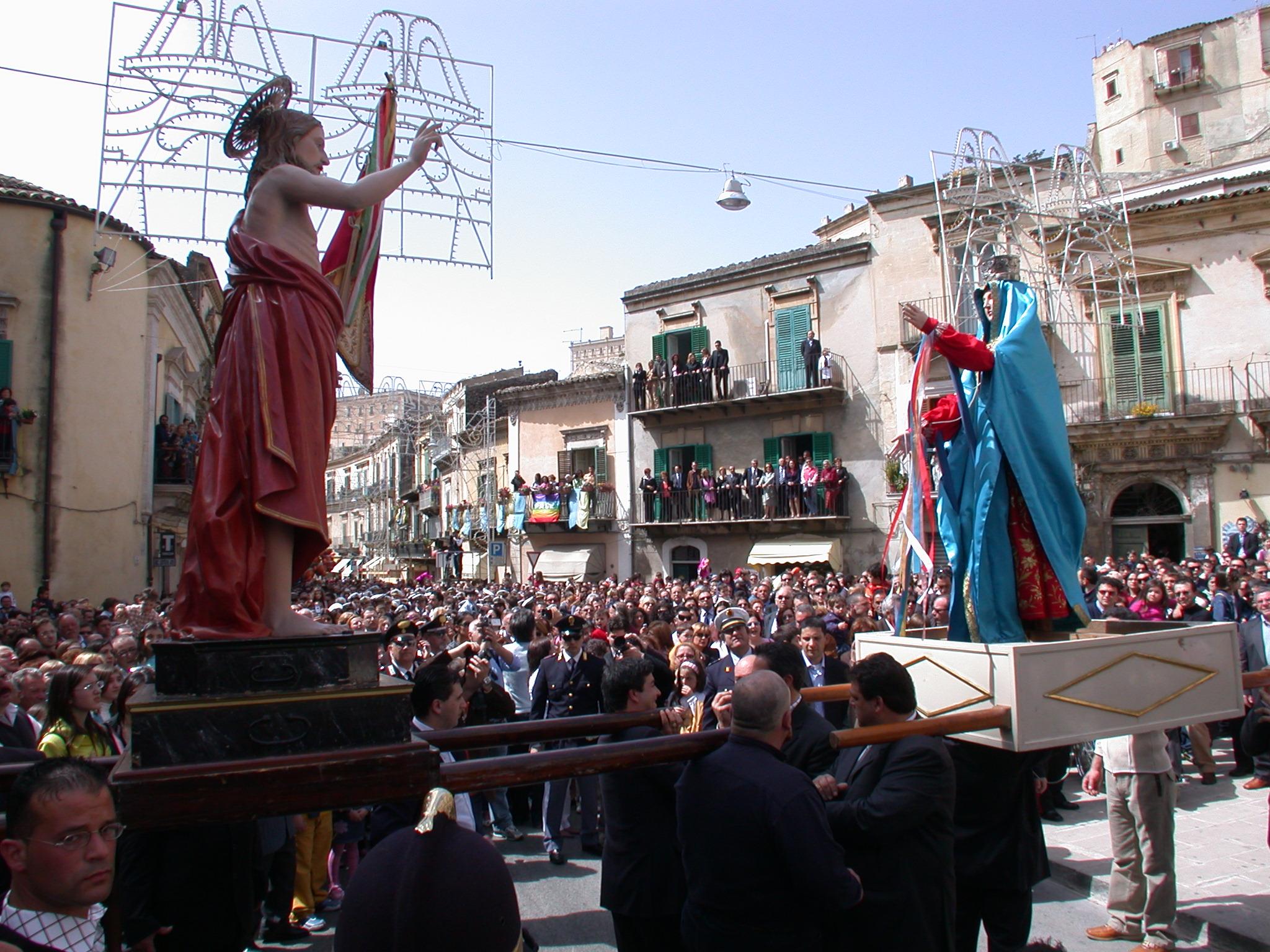 Luca Errera, Daniela Trastulli, Sicilia, Modica, Maronna vasa vasa, Vasa-vasa