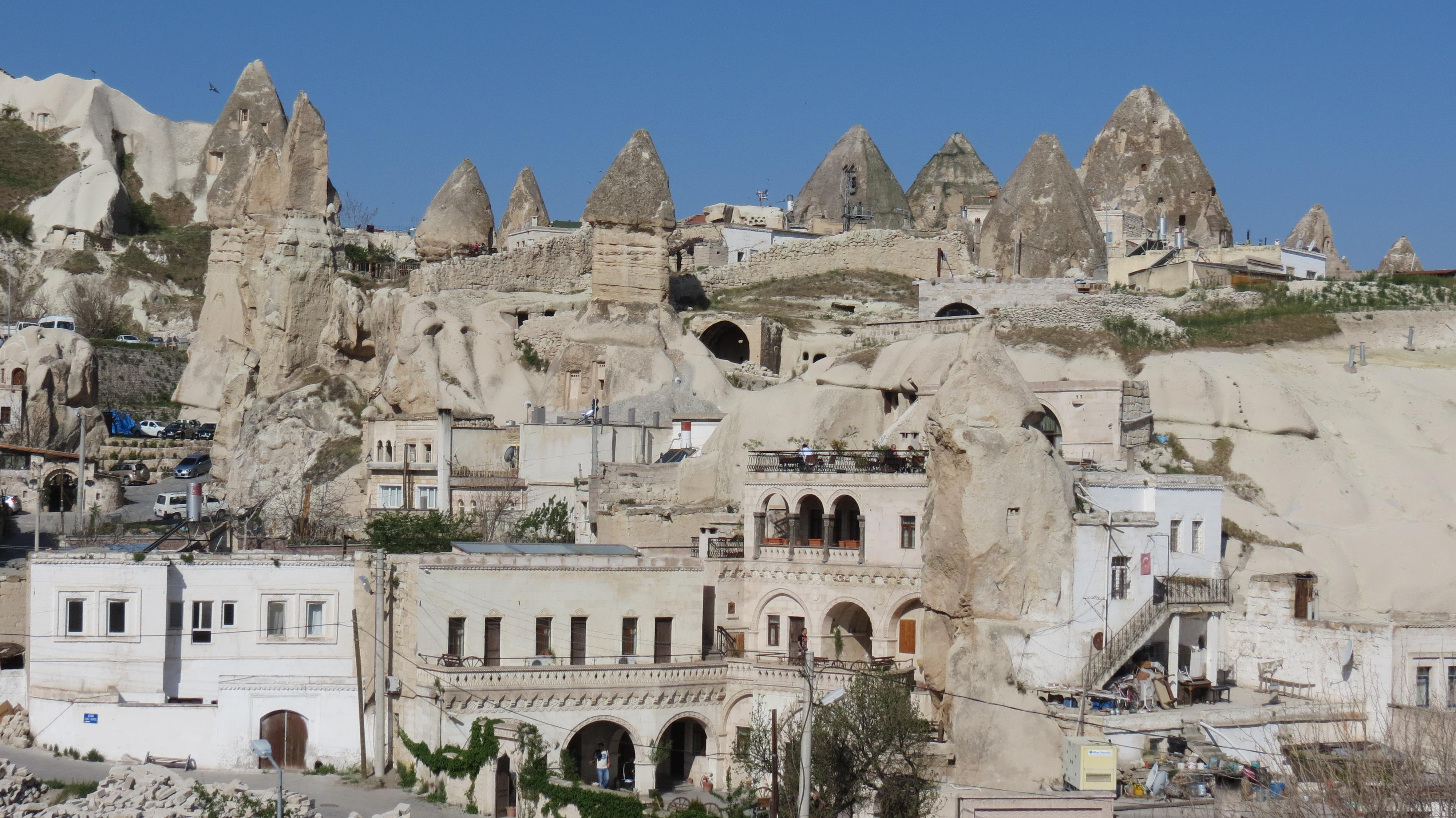 Luca Errera, Daniela Trastulli, Turchia, Cappadocia, Goreme