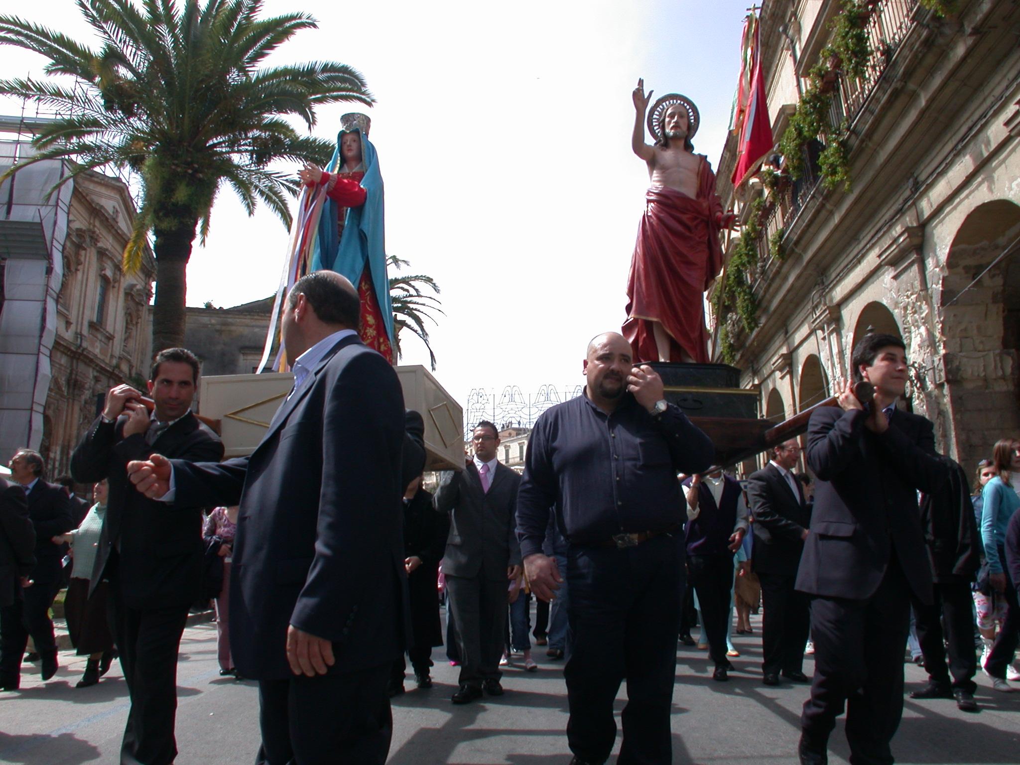 Luca Errera, Daniela Trastulli, Sicilia, Modica, Maronna vasa vasa, Vasa, vasa