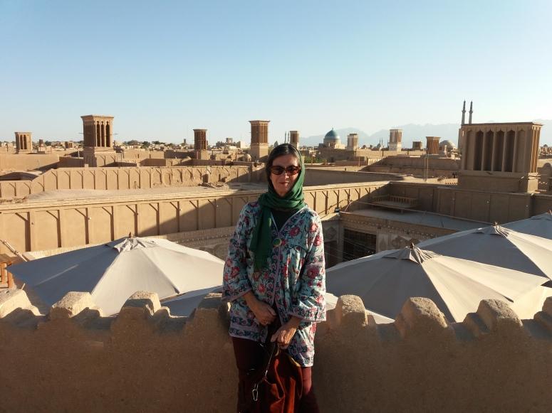 Daniela Trastulli, Luca Errera, Iran, Yadz, viaggio, reportage, videomaker, documentario