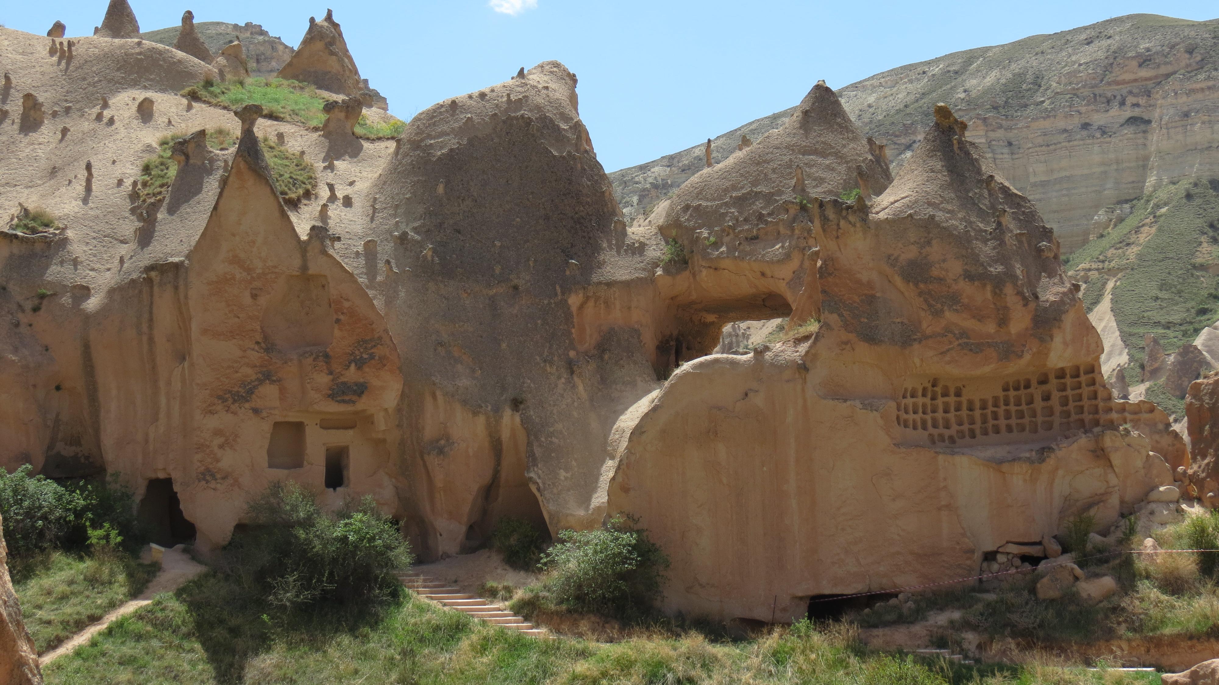 Luca Errera, Daniela Trastulli, Turchia, Cappadocia