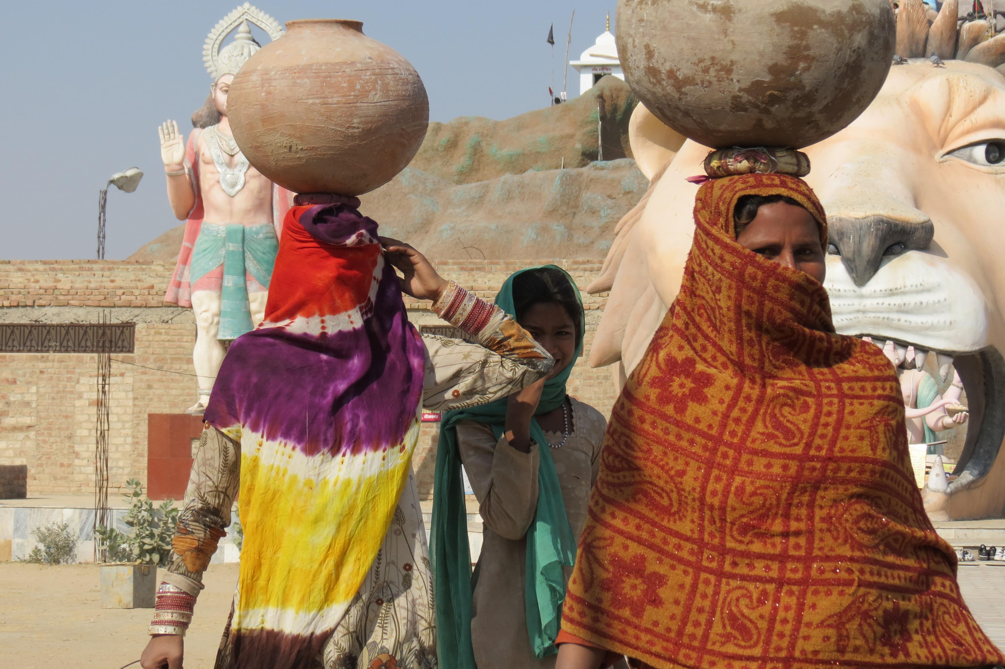 Luca Errera, Daniela Trastulli, India, Rajasthan, donne
