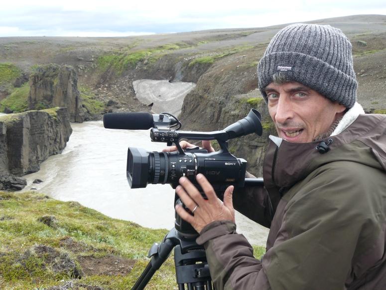 Luca Errera, Daniela Trastulli, Islanda, Kjolur, videomaker, viaggio, reportage, documentario
