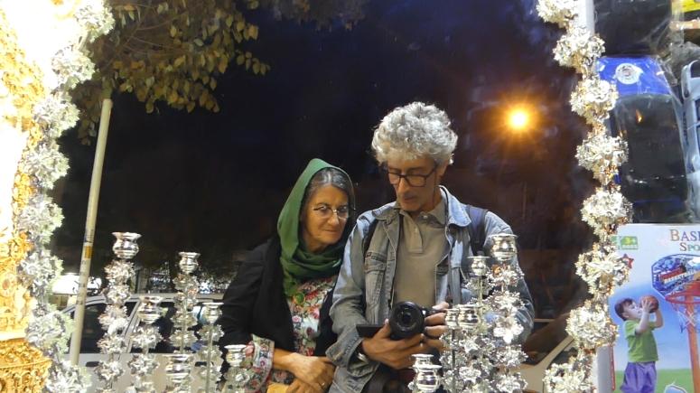 Daniela Trastulli, Luca Errera, Iran, viaggio, reportage, videomaker, documentario