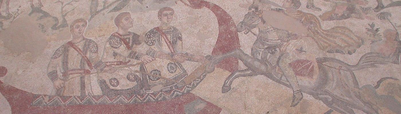 Luca Errera, Daniela Trastulli, Italia, Sicilia, mosaico, viaggio, reportage, videomaker, documentario